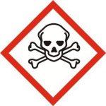 Zeichen Giftig/Tödlich